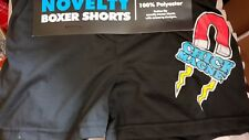 MEN'S NOVELTY BOXER SHORTS, CHICK MAGNET