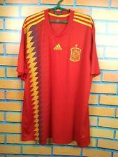 Spain Jersey 2018 2019 Home XXL Shirt Adidas Football Soccer CX5355