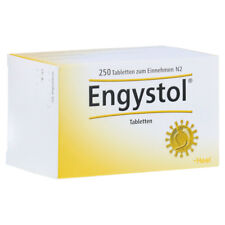 HEEL Engystol N 250 Tablets Homeopathic Remedies