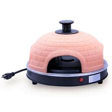 TableTop Chefs Pizzarette Classic 4 Person Countertop Mini Pizza Oven (Open Box)