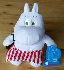 "Moomin 8"" Soft Toy - Moominmamma (With Green Eyes)"