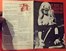 Ou Mene la Libération Sexuelle ? Dans les Années 1960 Environ livret