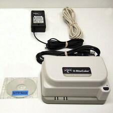 X-Rite DTP41 SPECTROPHOTOMETER AUTOSCAN DENSITOMETER Xrite DTP 41 White w/USB,