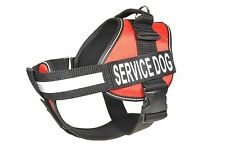 Dogline Unimax Search and Rescue Reflective Dog Harness Removable Chest Plate
