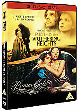 Wuthering Heights/Romeo And Juliet (DVD, 2008, 2-Disc Set)