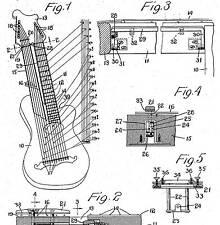 Ancien / vieux Guitare / Mandoline: Fender,Gibson.. 1850-1980