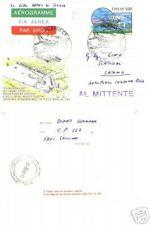 5434 AEROGRAMMA 32o GIRO AEREO DI SICILIA 1980