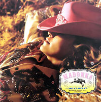 Madonna ‎CD Single Music - Europe (VG+/VG+)
