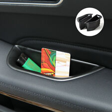 2X Front Door Armrest Storage Box Container Fit for Mercedes Benz W212 E set