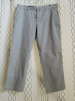 Sonoma Straight Fit Mens Casual Pants Gray Low Waist Size 38 X 30