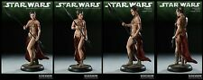 Sideshow Exclusive Slave Leia Premium Star Wars Statue 1:4 PF Figure SEALED !!!