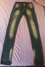 Jeans donna elasticizzato taglia M