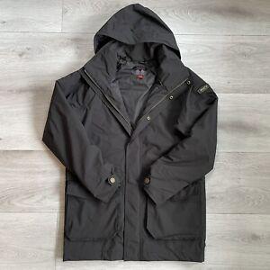 Musto Jacket Size Small S Black Waterproof Coat