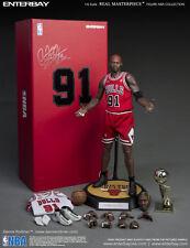 ENTERBAY 1/6 NBA Collection RM-1059 Chicago Bulls Dennis Rodman Action Figure