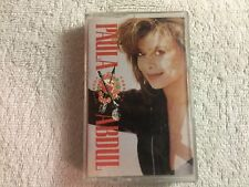 Paula Abdul - Forever Your Girl - Cassette Tape - 1988 Virgin Records         #E
