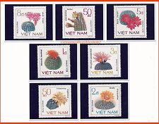 Vietnam - Cacti/ Flowers/ Plants/ Nature/ Wild/ Nature/  # 462   MNH