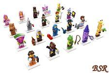 VORVERKAUF LEGO® 71023 The LEGO Movie 2 kompletter Satz 20 Figuren ! NEU !