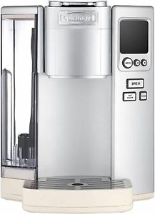 Cuisinart SS-10CRM Premium Single-Serve Coffeemake, Cream