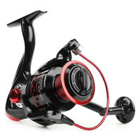 Line Metal Spool Spinning Reel Saltwater Freshwater Fishing Reel 8KG Max Drag
