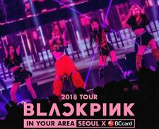BLACKPINK 2018 TOUR IN YOUR AREA SEOUL OFFICIAL GOODS PHOTOCARD PHOTO CARD SET