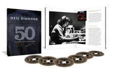 Neil Diamond : 50th Anniversary Collector's Edition CD (2018) ***NEW***