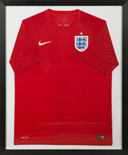 More details for frame company football rugby shirt self framing picture frame display