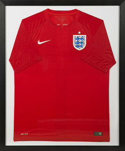 Frame Company Football Rugby Shirt Self Framing Picture Frame Display