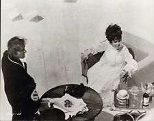richard burton and elizabeth taylor : a scene from boom