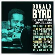 Donald Byrd - The Early Years : 1955 - 1958 (6 CD Box) Neue CD Box-Set