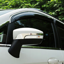 For Ford Escape 2013-2018 Chrome Side Rearview Mirror Strip Cover Trim