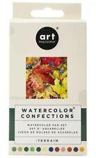 Prima Marketing 639785 Prima Confections Watercolor Pans 12/Pkg-Terrain