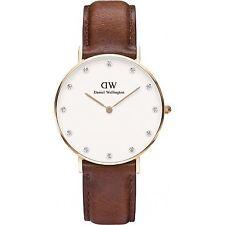 Daniel Wellington Ladies St Mawes 34mm Watch 0950DW