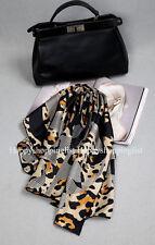 Elegant Handmade 100%Twill Silk Scarf TWIC-89449A