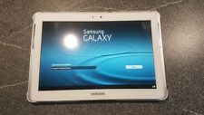 Samsung Galaxy Tab 10.1 16GB weis [ohne Simlock] Gebraucht SIM Karten Steckplatz
