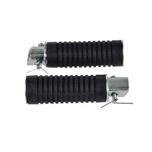 Foot Peg Rest Rubber Cover For Honda CB160 CB175  CB200 CB200T CB350 CB350F
