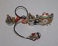 El último Fender Telecaster 5 vías Telar de control de conmutación