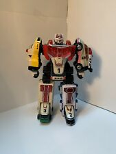 Power Rangers SPD Deluxe Delta Megazord WORKS