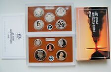 2020 S Us Mint Proof Set - 10 Coins - Without the W Nickel In Hand Ready To Ship
