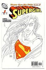 SUPERGIRL v5 #1(10/05;2nd)MICHAEL TURNER SKETCH CVR.(JSA/POWER GIRL)CGC IT(9.8)!