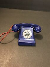 Vintage Plastic Baby Rattle Telephone Bank All in One Baby Toy 50's