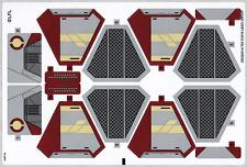 LEGO 75135 - Star Wars - Obi-Wan's Jedi Interceptor - STICKER SHEET