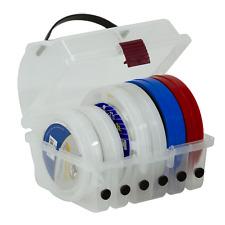 Plano Leader Spool Box 1087 - Leader Material Spool/Wheel ProLatch Storage Box