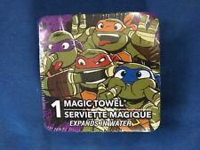 1 Teenage Mutnt Ninja Turtle Making Faces Magic Washcloth *NEW* t1