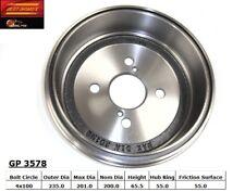 Brake Drum fits 1993-2002 Toyota Corolla  BEST BRAKES USA