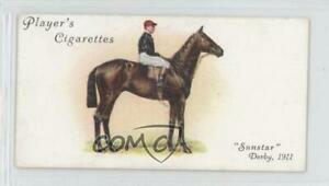 1933 Player's Derby and Grand National Winners Tobacco Sunstar #4