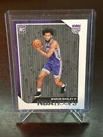 2018 Panini NBA Hoops Marvin Bagley III RC Sacramento Kings Rookie Card Duke