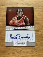 2013-14 Panini Timeless Treasures Basketball: Patrick Beverley Rookie Auto Card
