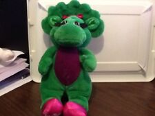 "The Lyons Group Barney Baby Bop Bean Bag 15"" Plush Toy"
