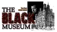 The Black Museum hosted by Orsel Wells OTR 51 Episodes in MP3 on CD