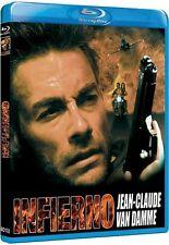 Infierno Jean-Claude Van Damme, Pat Morita, John G. Avildsen NEW SEALED DVD